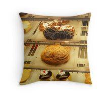 Bakery Throw Pillow
