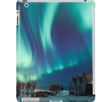 Aurora farm iPad Case/Skin