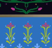 Frozen Anna Pattern Sticker