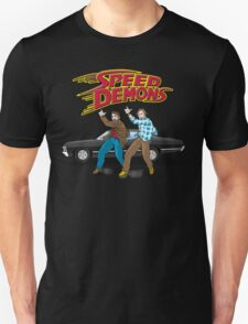 Speed Demons Unisex T-Shirt