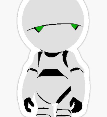 Marvin Sticker
