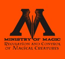Ministry of Magic - Magical Creatures Kids Clothes
