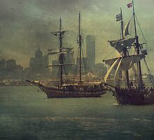 Tall Ships #1 by Tracy Edgar