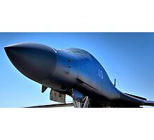 BOEING B1-B LANCER AIR FORCE BOMBER  Photographic Print