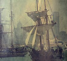 Tall Ships #3 by Tracy Edgar