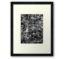 Natural Forces V Framed Print
