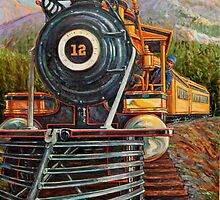 No.12 in the Mountains by Gary Symington
