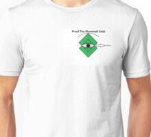 The Illuminati Exist!!! Unisex T-Shirt