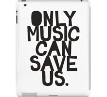 Only Music iPad Case/Skin