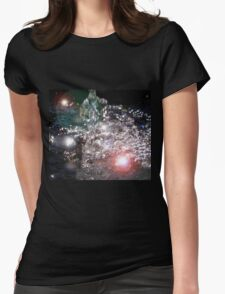 Fairy pools - enchantment Womens Fitted T-Shirt