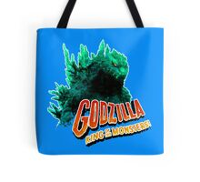 Godzilla King of the Monsters Tote Bag
