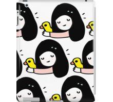 Duckie and I iPad Case/Skin