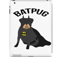Batpug iPad Case/Skin