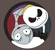 Jack & Sally Yin Yang Kids Clothes