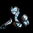 Iron Dragon Magic by Anuktoy