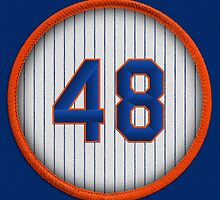 48 - deGrom by DesignSyndicate