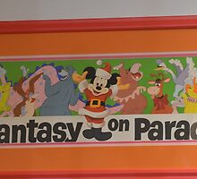 Disney Mickey Mouse Vintage Disney Characters  by notheothereye