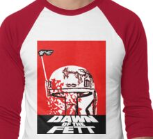 DAWN OF THE FETT Men's Baseball ¾ T-Shirt