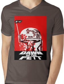 DAWN OF THE FETT Mens V-Neck T-Shirt