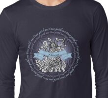 Hindu goddess Dharma Path Long Sleeve T-Shirt