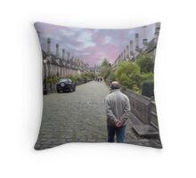 The Lane Throw Pillow