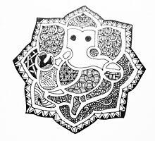 Ganesha by jodells