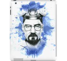 Walter White Dotwork iPad Case/Skin