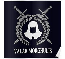 Game of Thrones: The Faceless Men (Valar Morghulis) Poster