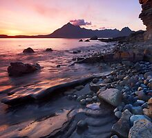 The Cullins from Elgol by outwest photography.co.uk