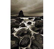 Schank Morning Flow Photographic Print