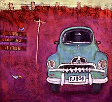 Mum's old FJ by Neil Elliott