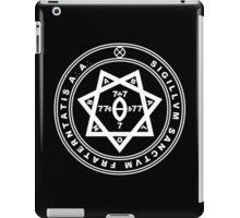 Argenteum Astrum A.'. A.'. iPad Case/Skin