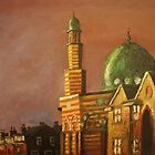 Mosque by Roger Stannard