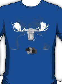 A Bluffing Moose? T-Shirt