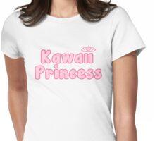 Kawaii Princess Womens Fitted T-Shirt