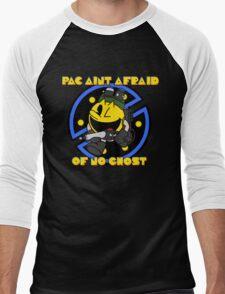 Ghost Muncher  Men's Baseball ¾ T-Shirt