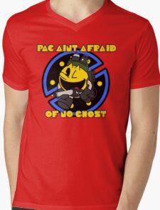 Ghost Muncher  Mens V-Neck T-Shirt