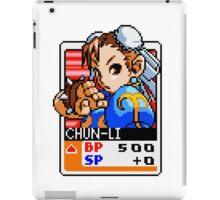 Chun Li iPad Case/Skin