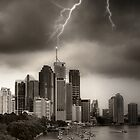 Stormy City by Walter Colaiaco