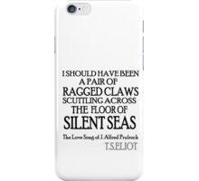 Ragged Claws iPhone Case/Skin