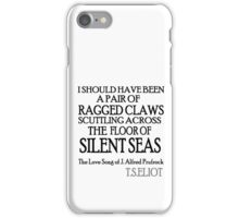 Ragged Claws iPhone Case/Skin
