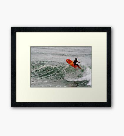 Style Master Framed Print