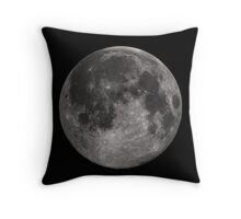 Full Moon Pillow Throw Pillow