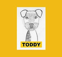 Toddy the Terrier by OllyBear