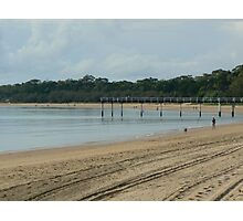 Hervey Bay Jetty Photographic Print
