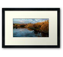 Boyne River Framed Print