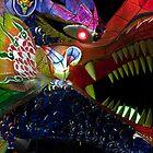 Dragon by Jeanne Frasse