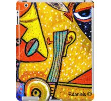 Let The Music Play iPad Case/Skin