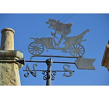 Disney Mr. Toad Disney Mr. Toad's Wild Ride Wind In The Willows Photographic Print