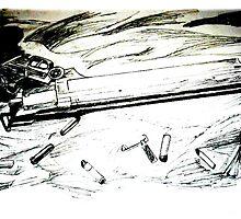 trigun by Eric LeClair